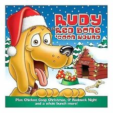 New - Rudy the Red-Bone Coon Hound by Rudy the Red Bone Coon Hound