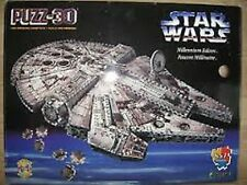 Wrebbit Puzz 3D Puzzle Foam - Star Wars Millenium Falcon - New Sealed Collect!