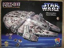 Wrebbit Puzz 3D Puzzle Foam - Star Wars Millenium Falcon - New Sealed Collect!