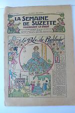 LA SEMAINE DE SUZETTE  25ème ANNEE  1929  -  N° 7