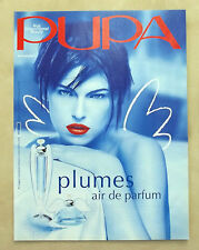 B031-Advertising Pubblicità-1999 - PLUMES AIR DE PARFUM - PUPA