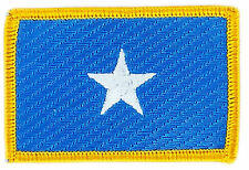 FLAG PATCH PATCHES SOMALIA SOMALI IRON ON COUNTRY EMBROIDERED WORLD SMALL