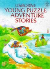 Young Puzzle Adventure Stories (Usborne Young Puzzle Adventures),Emma Fischel