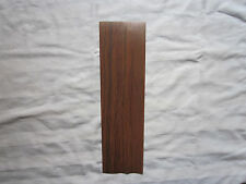 1973-77  grand prix console cover wood grain trim