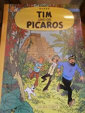 Tim und Struppi Farbfaksimile Original verschweißt Tim und die Picaros Nr. 22