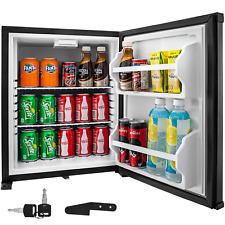 1.4 Cu Ft Protable Mini RV Cooler Semi-Truck Fridge Absorption Refrigerator