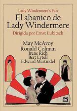 EL ABANICO DE LADY WINDERMERE - Lady Windermere's Fan