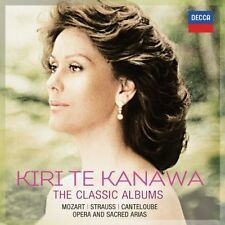 Kiri Te Kanawa - The Classic Albums [New CD]