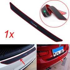 Rubber Car Rear Guard Bumper Scratch Protector Non-slip Cover US AIR FORCE Style