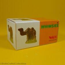 Wade Whimsies (1971/84) Retail Storage Box (1976/Set #7) - #34 Camel