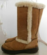Womens Skechers Winter Boots Size: 9 Color: Brown