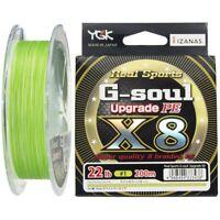 Yotsuami YGK G-Soul X8 Upgrade 22lb #1.0-200m PE 8 Braid Green Line 333438*