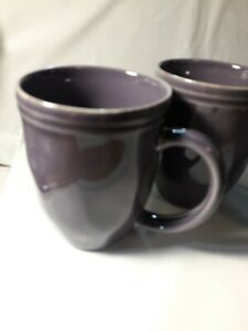 RACHAEL RAY Cucina Dinnerware Set of 3 mugs NEW Lavender H016Y