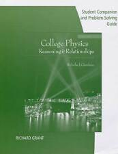 College Physics Student Companion with Problem Solving 2nd Ed Volume 2