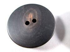 Knopf Knöpfe  1 stück Braun Horn    Knopf 34 mm   #193#