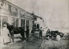 Tondeuse Automobile c. 1910 - Vétérinaire Ignénieux USA - 53