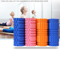 Foam Roller Trigger Point & Deep Tissue Massage Physio Gym Fitness Muscle Relax