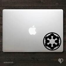 Star Wars inspired Galactic Empire Macbook Decal / Macbook Sticker