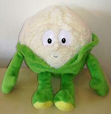 PELUCHE CAVOLFIORE cauliflower pupazzo vitamini coop goodness gang plush toys