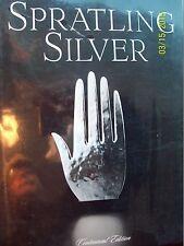 SPRATLING SILVER. MEXICAN ART BOOK