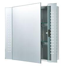 Saxby Revelo 2w Energy Saving LED Bathroom Cabinet Mirror Ip44 Motion Sensor IR