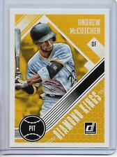 2018 Donruss Andrew McCutchen Diamond Kings Card