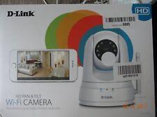 D-Link DCS-5030L 720p HD Pan & Tilt Wi-Fi Day/Night