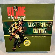 GI Joe Action Marine Masterpiece Edition Deluxe Book and Reproduction 1964