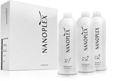 NANOPLEX tocco magico in modo permanente ricostruisce i capelli Uso Professionale Kit 3x50ml