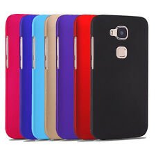 For Huawei Ascend G8 G7Plus Rubberized Matte hard case back cover