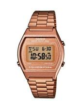 Casio Collection retro reloj digital b640wc-5aef Rosé