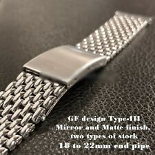 GF design StainlessSteel Rice Bracelet Type-3 18-22mm by PRIVATE EYES Co