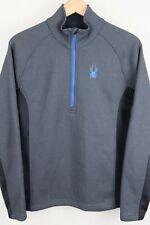 Mens Spyder Foremost Fleece Lined Full Zip Core Sweater Jacket sz Medium