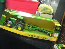 Ertl JOHN DEERE 7420 Tractor w/ Plow NIB