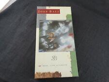 CD Box Set Joan Baez Rare, Live & Classic 3 CDS