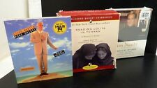 Lot of 3 Nonfiction CD Audio Books Steve Martin, Azar Nafisi, Jim Nantz