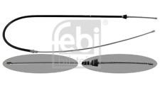Seilzug, Feststellbremse für Bremsanlage Hinterachse FEBI BILSTEIN 48302