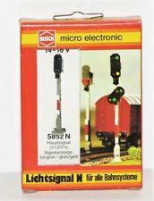 Busch N 5852 Hauptsignal (3 LED's) OVP TH112/2