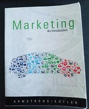 Marketing : An Introduction by Gary Armstrong and Philip Kotler (2013,Paperback)