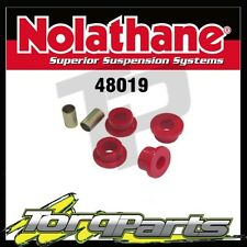 NOLATHANE RADIUS ROD TO CONTROL ARM BUSHES SUIT HOLDEN COMMODORE VT 48019