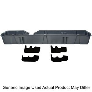 DU-HA Inc. 20096 Under Seat Storage Case - Gray, For 2009-2014 Ford F-150 NEW