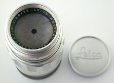 LEICA Elmarit 2,8/90 90 90mm F2,8 2,8 M39 LTM early in 1. Year 1959 selten rare
