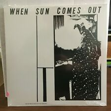 Sun Ra & His Myth Science Arkestra – When Sun Comes Out LP NEW / SEALED