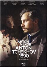 ANTON TCHEKHOV 1890 / ANTON CHEKHOV RUSSIAN WRITER DRAMA BIOGRAPHY BRAND NEW DVD