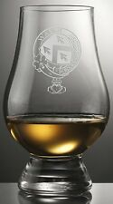 CLAN WALSH SCOTCH MALT WHISKY GLENCAIRN TASTING GLASS