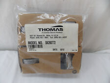 Thomas Sk280772 Thomas Compressorvacuum Pump Servicerebuild Kit 2807 Series
