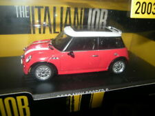 "1:43 Greenlight Mini Cooper S 2003 ""The Italian Job"" rot/red OVP"
