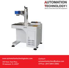 US Shipping 50W Fiber Laser Engraver, Fiber Marking Machine Software Included