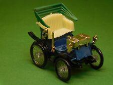 Peugeot Paris-Marseille 1896 blau Guisval 1:43 N°4 Modellfahrzeug Oldtimer