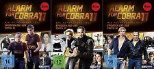 8 DVDs * ALARM FÜR COBRA 11 - STAFFEL 36 - 38 IM SET # NEU OVP §